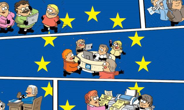 En dessins, 6 nouvelles avancées européennes pour les citoyens